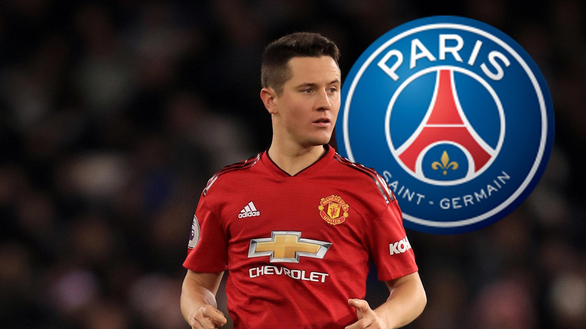 OFFICIEL - Ander Herrera est un joueur du Paris Saint-Germain