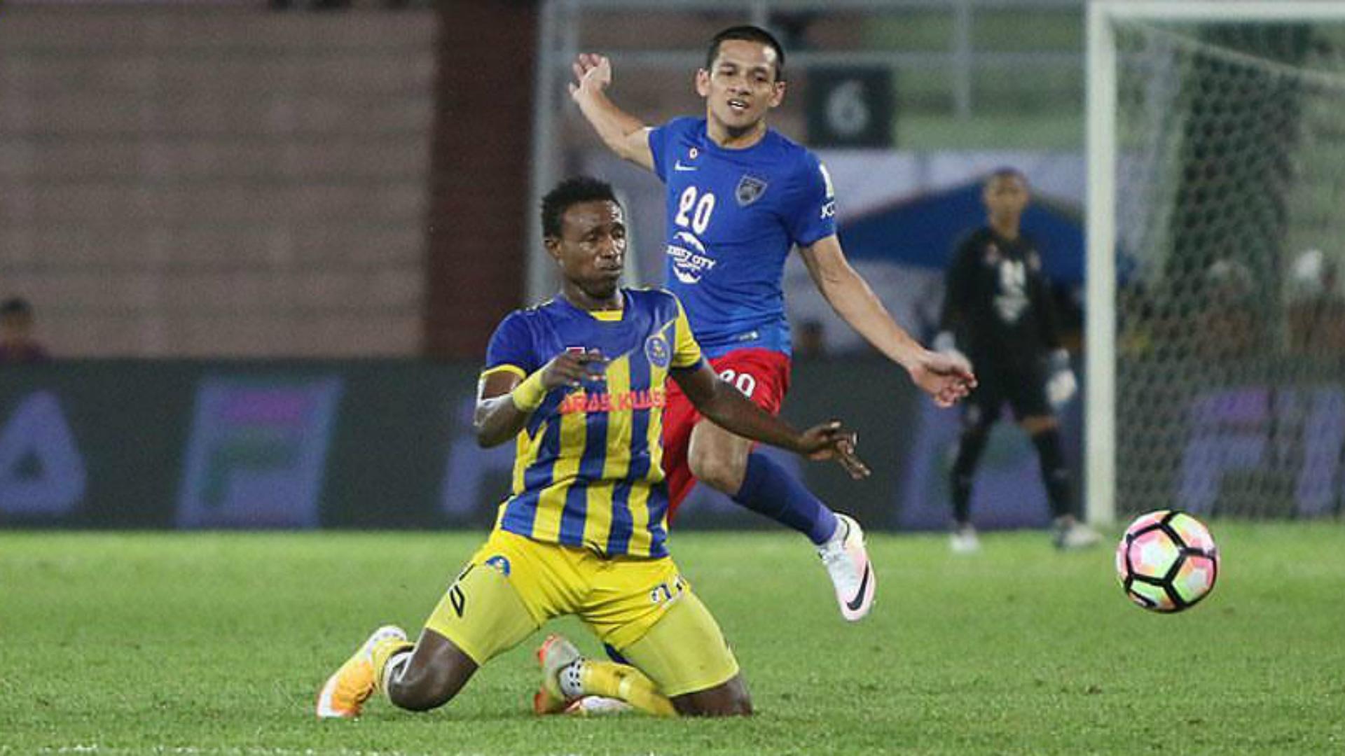 Jelang Piala AFF 2018, Bintang Baru Timnas Malaysia Tampil Garang