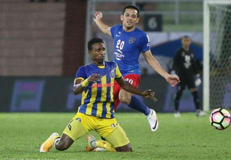 JDT deal title blow to Pahang