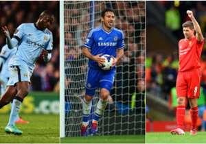 Einige Mittelfeldspieler sind für ihre Torgefahr bekannt. Goal präsentiert mit Opta die am häufigsten erfolgreichen in der Premier League seit 2008/09.
