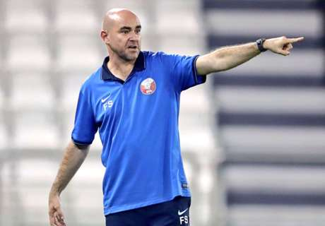 Felix Sanchez named Qatar coach