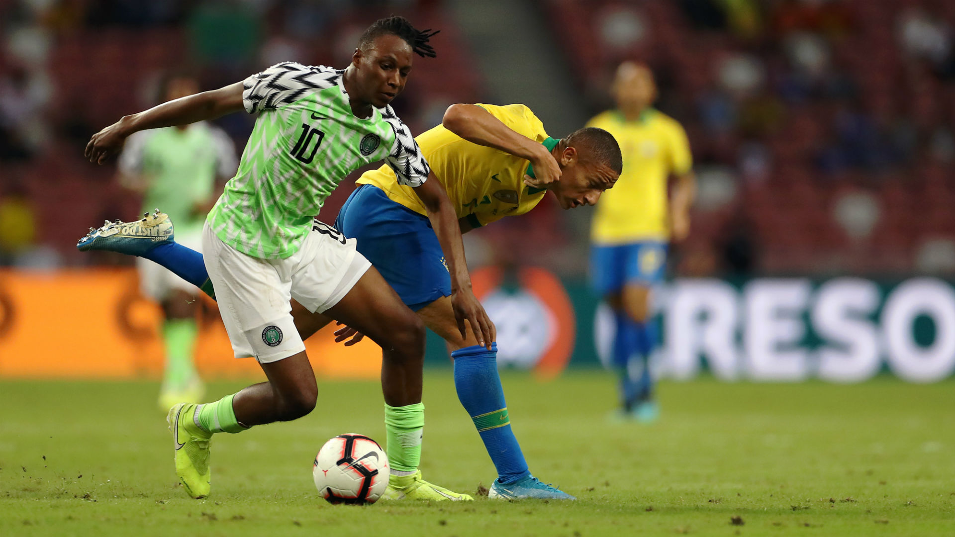 Nigeria vs Benin: TV channel, live stream, squad news and preview