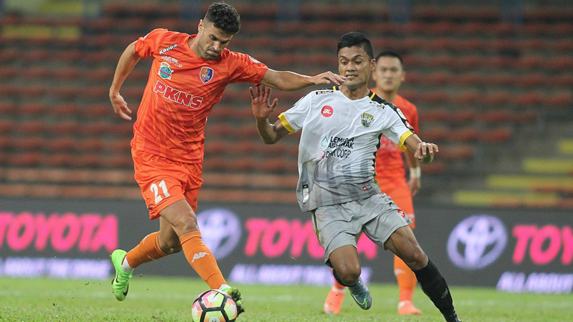 Hafiz Kamal, Perak, PKNS, Malaysia Cup, 29/07/2017