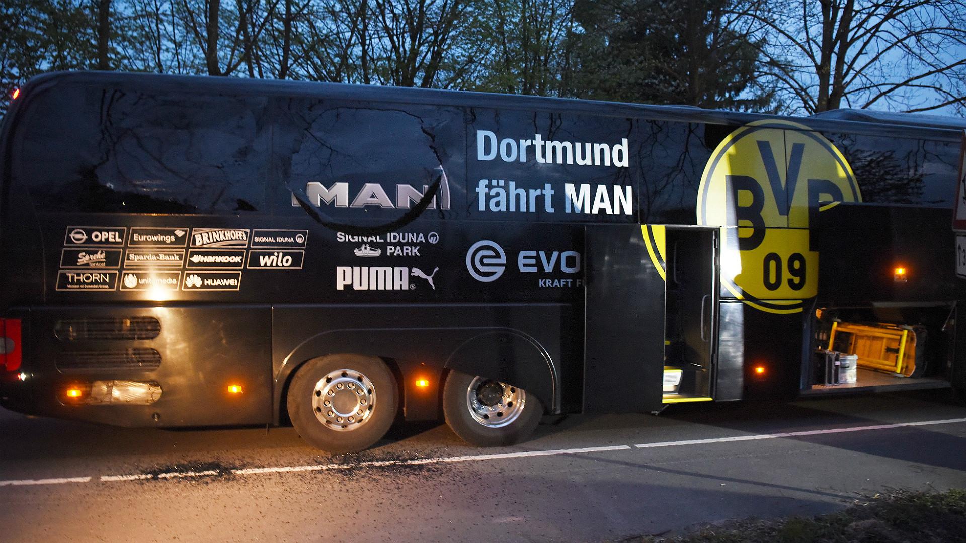 Una carta sugiere un nexo yihadista en el ataque al Borussia Dortmund