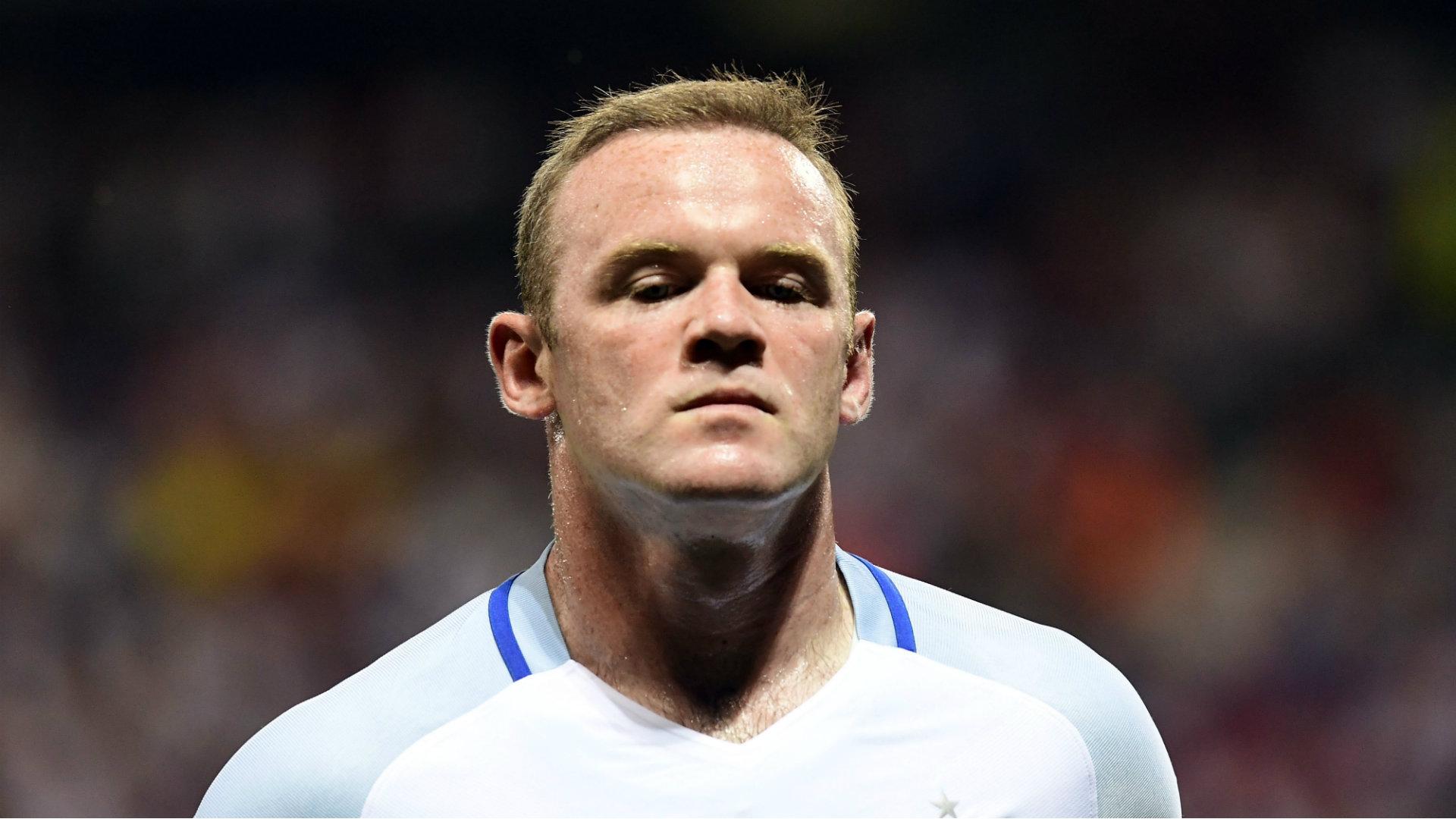 Wayne Rooney, England v Iceland, Euro 2016