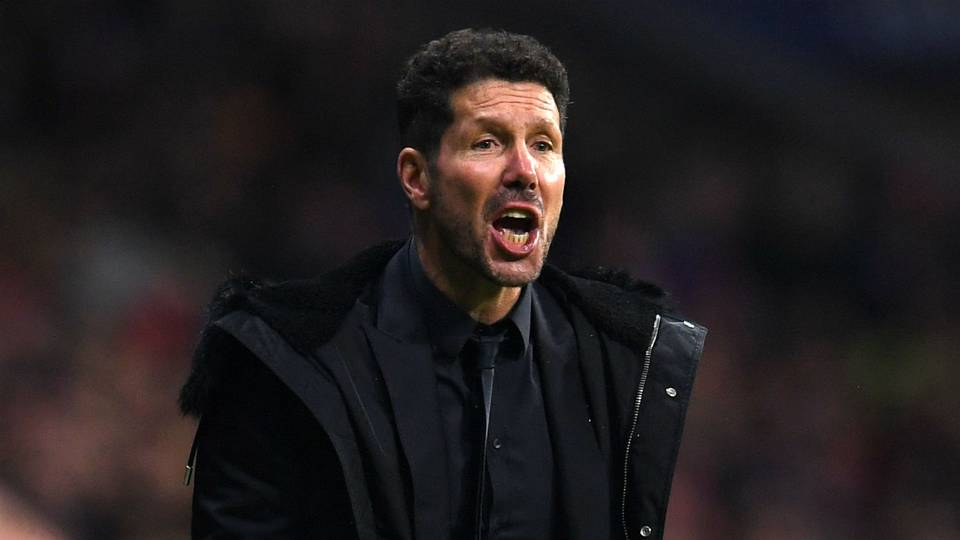Diego Simeone Atletico Madrid 2018