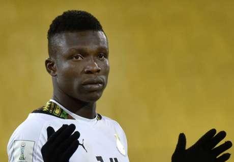Ghanaian defender Aidoo joins Genk until 2020