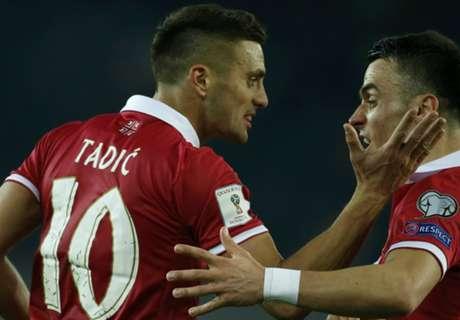 Servië dankt Tadic de overwinning op Georgië