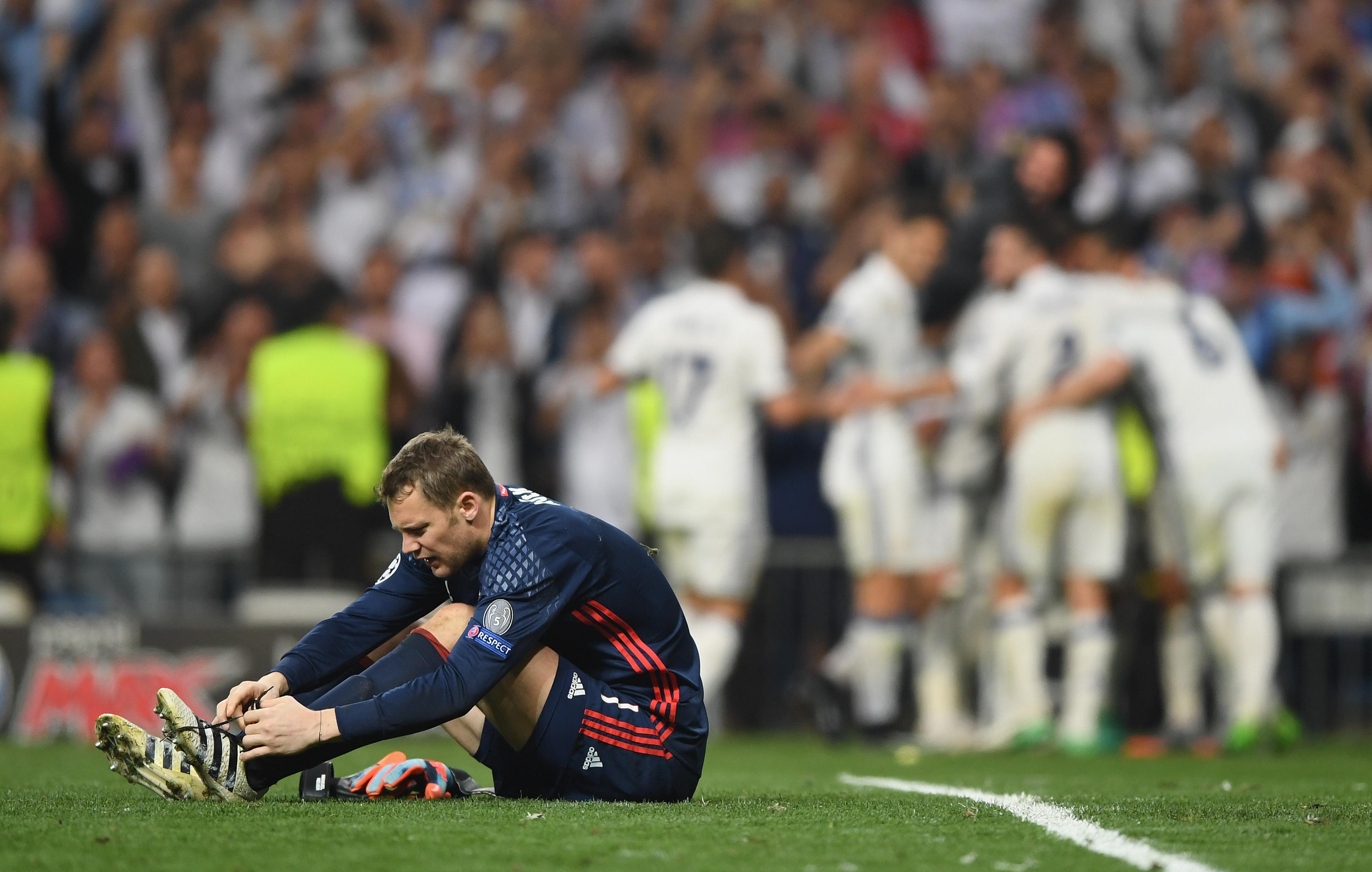 Champions LeagueBayern München scheitert an Real Madrid