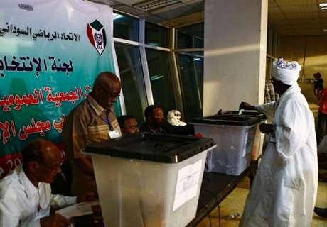 Sudan FA suspended by FIFA