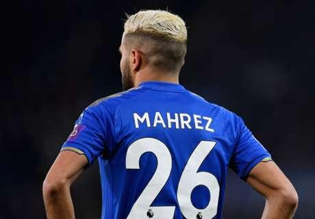 Leicester, Puel serein pour Mahrez