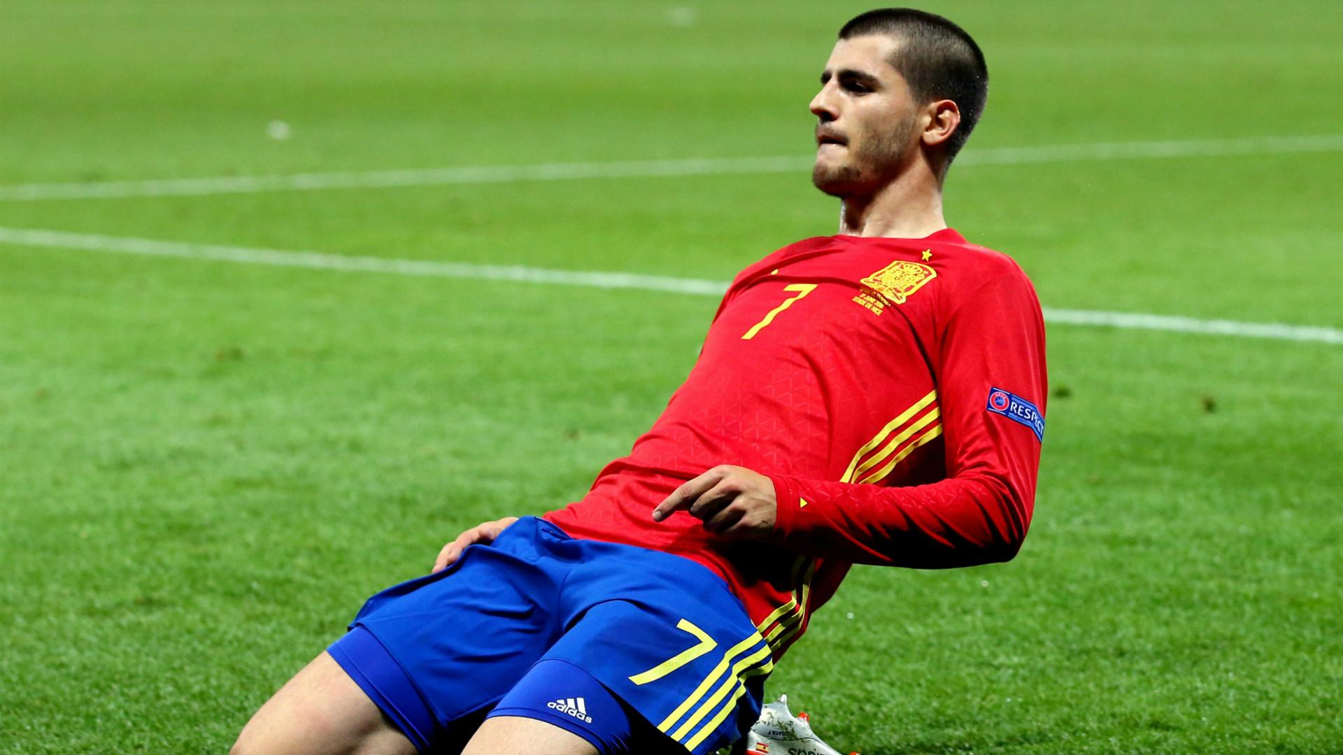 Il Real Madrid ci ripensa: Morata resta. Il giocatore: