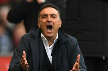 Swansea confirm Carvalhal exit following relegation