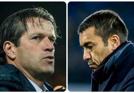 In Beeld: De laatste 10 keer FC Groningen - Feyenoord