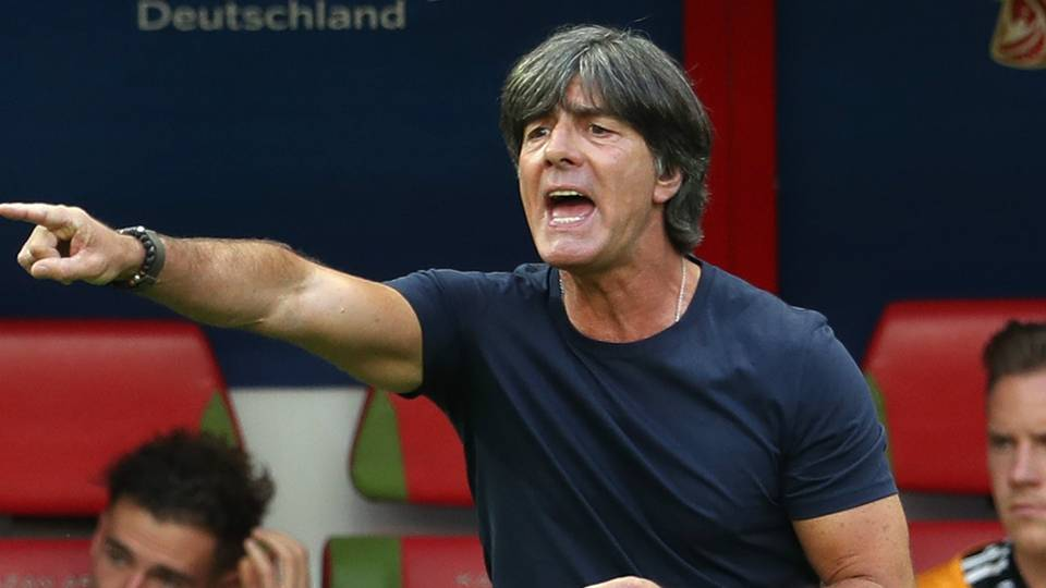 Joachim Low Germany 2018