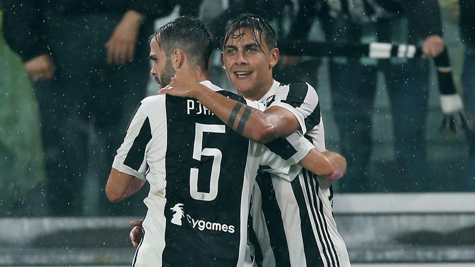 Paulo Dybala Juventus Chievo Serie A