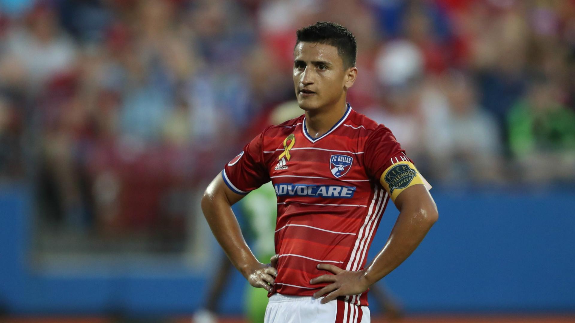 Mauro Diaz MLS 09162016