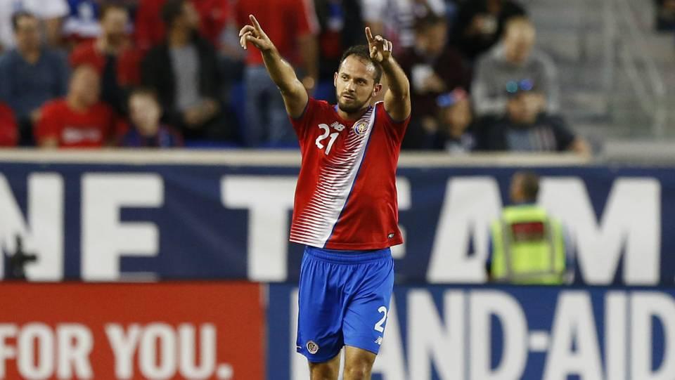Marco Urena Costa Rica