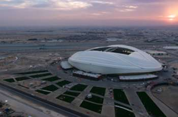 IN PICS: 2022 World Cup's Al Janoub Stadium
