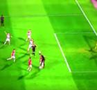 Olivier Giroud rettet Arsenal per Fallrückzieher