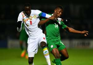 Kelechi Iheanacho's penalty rescued the Super Eagles from defeat after Moussa Sow had given the Teranga Lions the lead at Hive Stadium