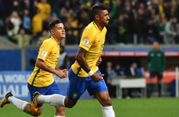 Paulinho & Coutinho's Brazil heroics leave Barcelona dreaming