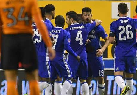 Wolves-Chelsea 0-2, résumé de match