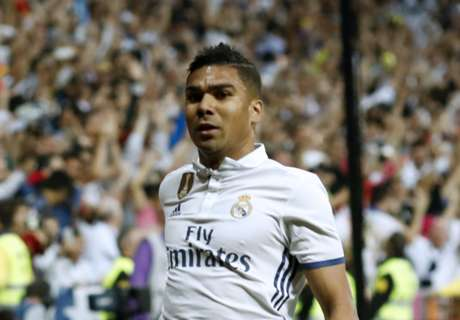 Casemiro: It's still down to us