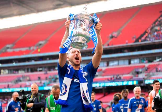 I need pre-World Cup break after Chelsea FA Cup win - Hazard