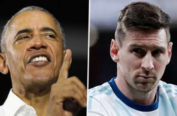 Former U.S. President Barack Obama offers advice to 'wonderful' Messi