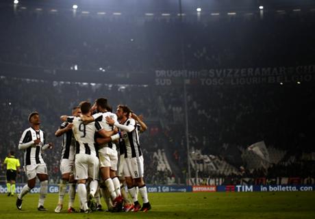 Juventus te sterk voor Atalanta