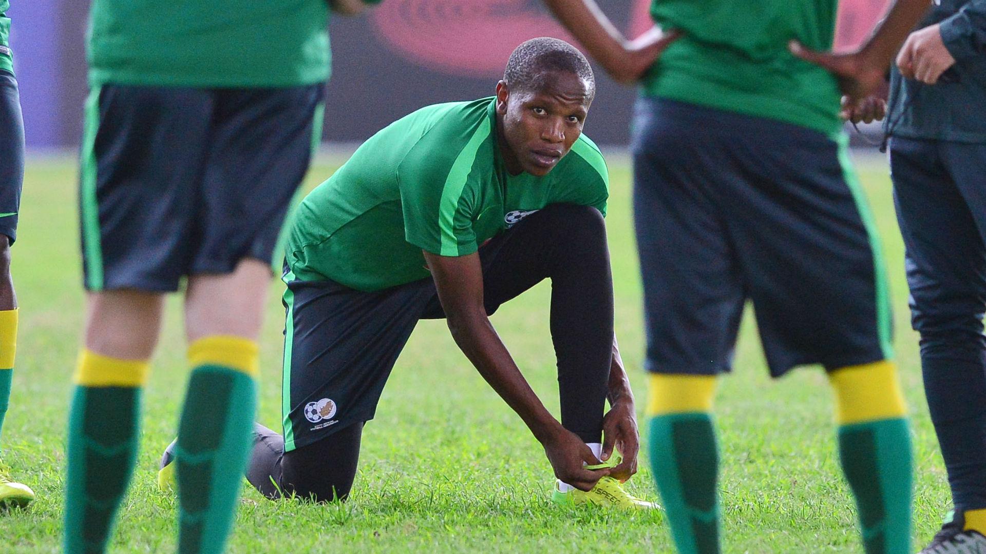Lebogang Manyama Bafana Bafana