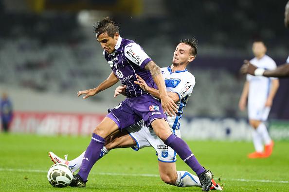 Ruben Aguilar quitte l'AJ Auxerre pour Montpellier — Foot