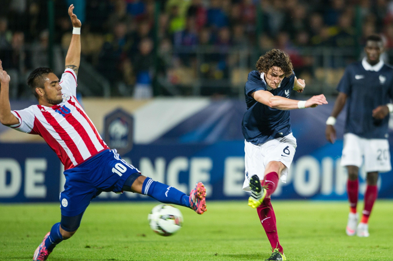 Francia y Paraguay jugarán un partido amistoso el 2 de junio