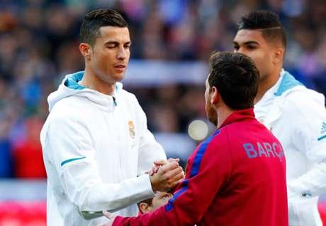 Messi v Ronaldo: Pele picks his winner