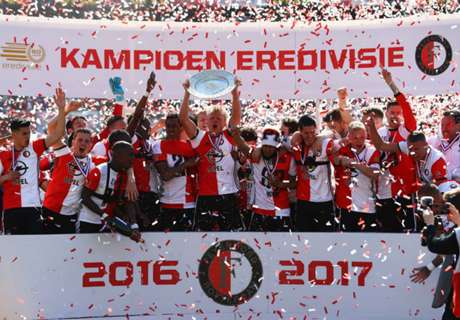 DAFTAR JUARA Liga Belanda (1889-2017)
