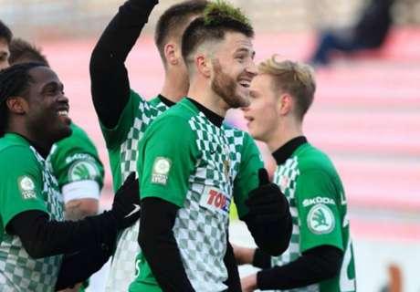Nyuiadzi scores in Zalgiris win