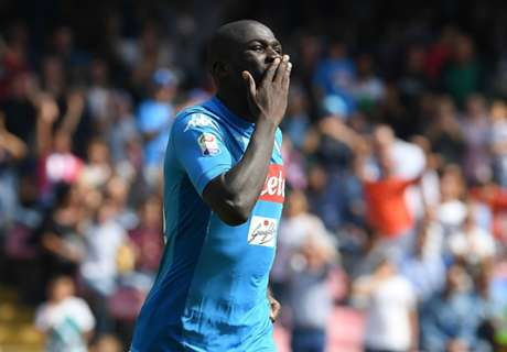Koulibaly unfazed by Napoli's lack of goals