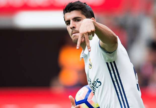 Manchester United target Morata 'likes' post linking him with Old Trafford move