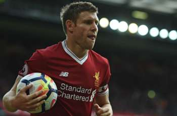 Liverpool team news: Milner makes first Champions League start, Oxlade-Chamberlain on bench