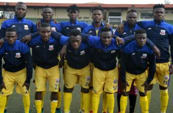 Heartland's Ebele Obi faces late fitness test ahead of Katsina United clash