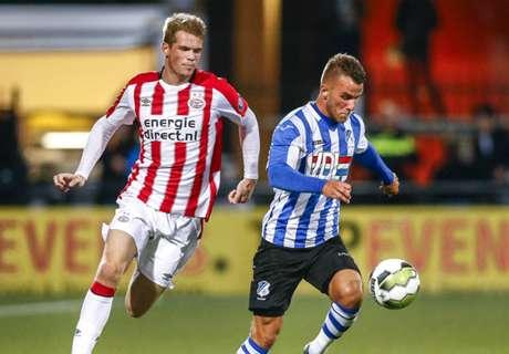 Jong PSV wint derby in slotminuten