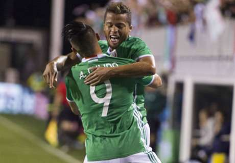 Osorio ready to hand Gio the keys