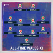 Wales all-time XI