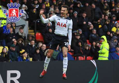 Dele Alli – EPL Manager Fantasy top-performing midfielder
