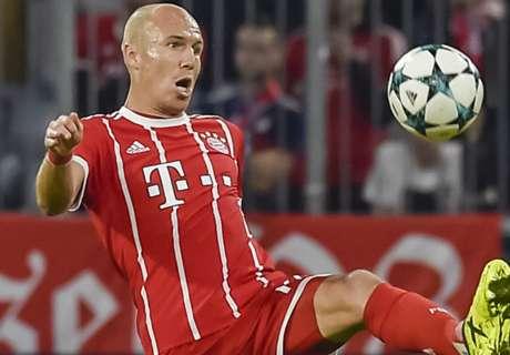 Robben Belum Bicarakan Kontrak Baru Dengan Bayern