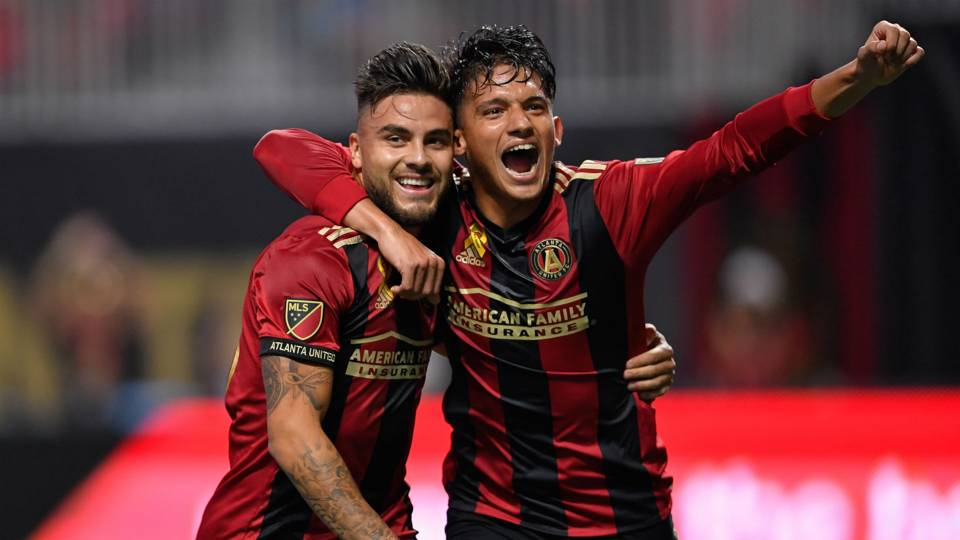 Yamil Asad Hector Villalba Atlanta United MLS
