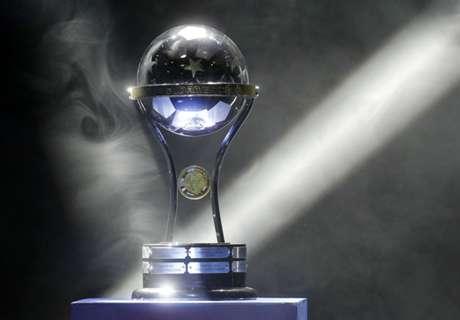 Así quedó la Copa Sudamericana