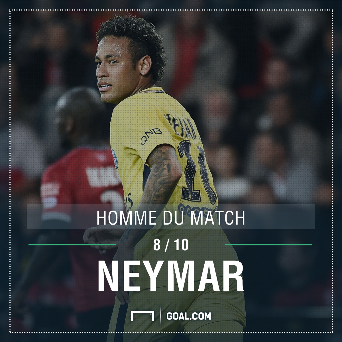 PS Neymar