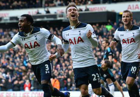 Spurs must kill City's title dream